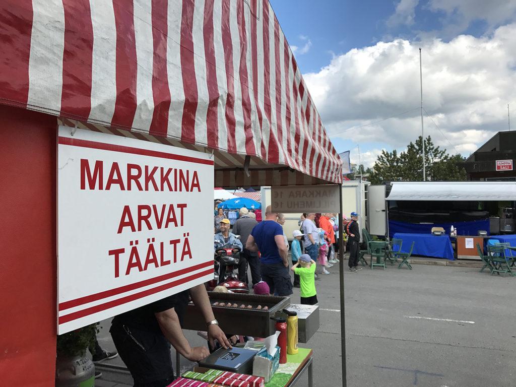 Markkina-arpajaiset 2019