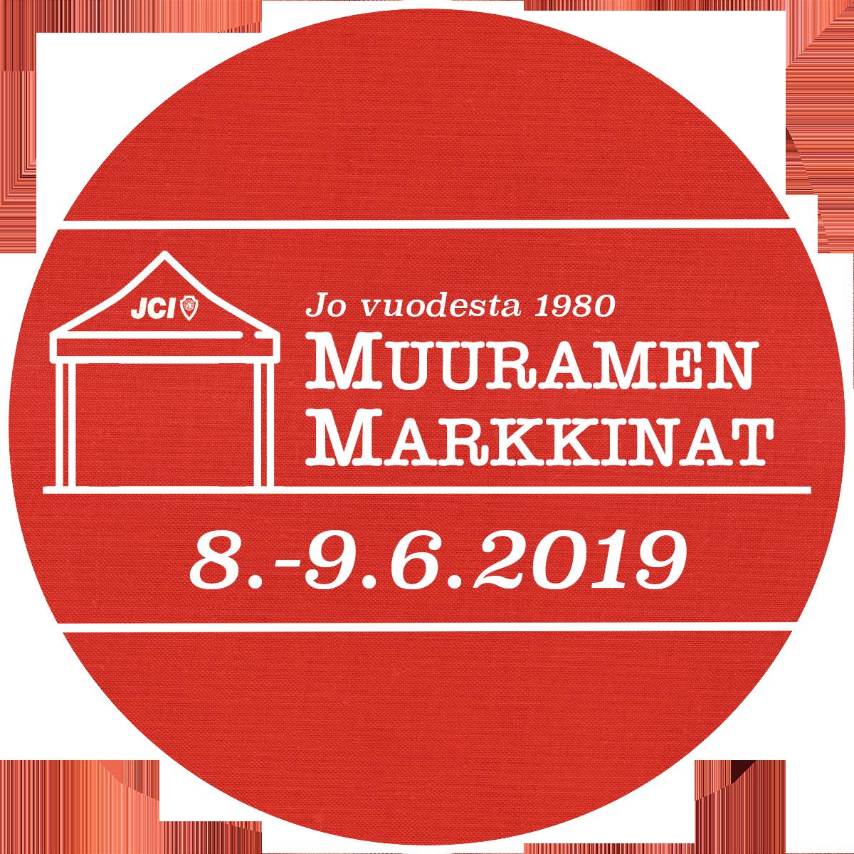 Muuramen Markkinat 2019